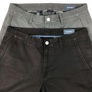Bonobos Slim Straight Bundle Size 32x30 (1196)